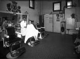 Franciscan Barber Shop, 105 North Sixth Street