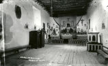 San Agustin Catholic Church interior, Isleta Pueblo, New Mexico