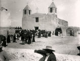 San Agustin Catholic Church, Isleta Pueblo, New Mexico