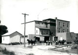 Southwestern Brewery and Ice Company, South Fruit Street, Albuquerque