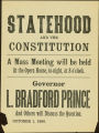 Statehood and the Constitution