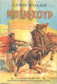 Lew Wallace, BEN HUR. Greek language edition. Front cover
