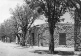 Old courthouse building, Mesilla, New Mexico