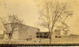 """Church of Our Lady of the Rosary, and Indian School, (Saint Catharine). This Church was..."
