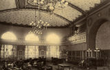 House of Representatives chamber, Territorial Capitol, Santa Fe, New Mexico