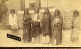 """Apache Indians from Jicarilla"", New Mexico"