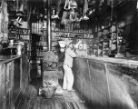 Unidentified trading post interior