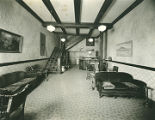 Lobby of the Palace Hotel, Silver City, New Mexico