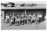 Madrid Miners baseball team, Madrid, New Mexico