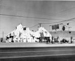 Unidentified gas station, Bernalillo, New Mexico