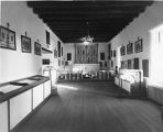 Ecclesiastical Room, Palace of the Governors, Santa Fe, New Mexico