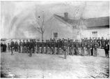 Company B, 1st Infrantry, New Mexico National Guard, Fort Marcy, Santa Fe, New Mexico