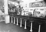Interior of Delgado Drug Store, Las Vegas, New Mexico