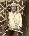 Navajo shaman, New Mexico