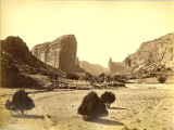 View of Canyon de Chelly, Arizona