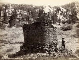 Ruins near Fort Wingate, New Mexico