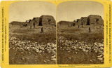 Ruins of Pecos Mission Church, New Mexico