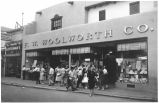 F.W. Woolworth store, Santa Fe, New Mexico