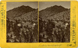 Ruelina mining camp, Los Cerrillos mining district, New Mexico