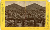 Cerro del Oso, Los Cerrillos mining district, New Mexico