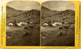 Carbonateville camp, Los Cerrillos mining district, New Mexico
