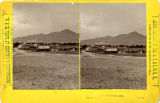 View of Socorro, New Mexico