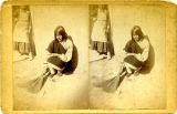 Unidentified Pueblo girl, New Mexico