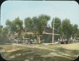 Street scene in Carlsbad, New Mexico