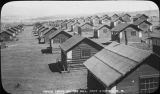House tents, Fort Stanton, New Mexico