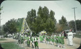 May Day parade, Santa Fe, New Mexico
