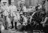Mexican Army artillery, Pershing Mexican Expedition, Mexico