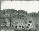 Unidentified cliff dwellings, New Mexico