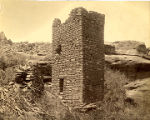 Square tower, McElmo Canyon, Colorado