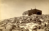 United States Signal Station on Pikes Peak, Colorado