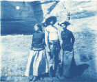 Unidentified group, Canyon de Chelly, Arizona