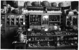 Curio shop in La Fonda Hotel, opened in late 1927, Santa Fe, New Mexico