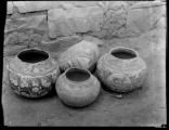 Pottery, Zuni Pueblo, New Mexico