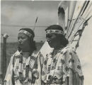 Native American women at unidentified event, New Mexico