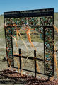"""Enameled Metalwork"", Route 68; Alcalde, New Mexico"