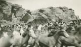 Navajo Rodeo at Chaco Canyon, New Mexico