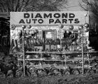 Diamond Auto Parts, Midway, New Mexico