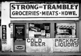 Strong and Trambley store, Mora, New Mexico