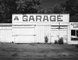 Garage, Glenwood, New Mexico