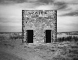 Stone building, Acme, New Mexico