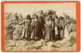 Group of Hualapai women, northern Arizona