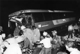 On September 13, 1988 a falling boulder struck a Greyhound Bus traveling from Denver to El Paso on...