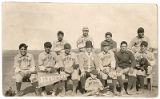 Fort Totten Bureau of Indian Affairs baseball team, Arizona