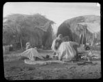 Unidentified Indian shelter, possibly Southern Arizona