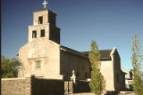 Santuario de Guadalupe church, Santa Fe, New Mexico