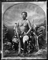 Navajo war chief Manuelito, Washington, District of Columbia
